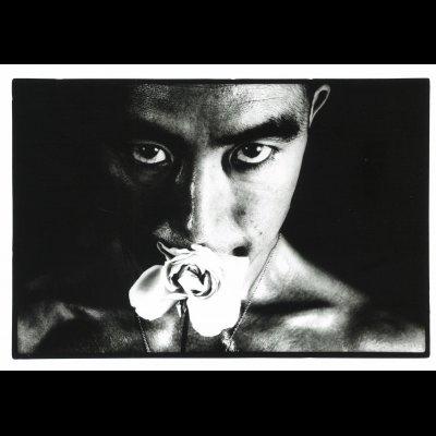 Eikoh Hosoe, Barakei (Ordeal by Roses) #32
