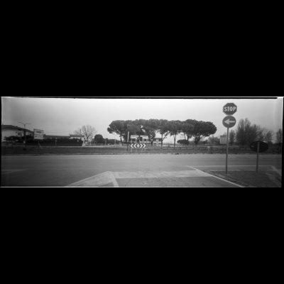 QUARTIERI, © Mario Beltrambini - Via Emilia, Strada Statale 9