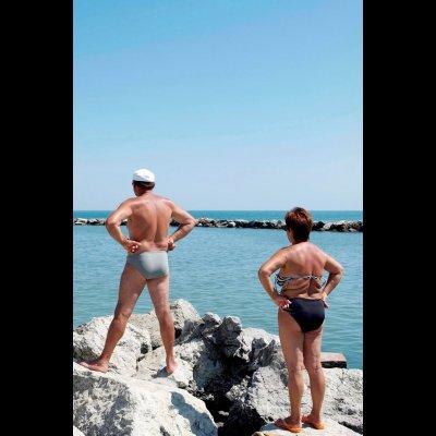 QUARTIERI, © Silvio Canini, Io mi fermo qui - Quartiere Capanni, Savignano Mare