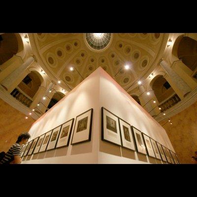 Claudio Marcozzi, SI FEST 2008. 17a edizione, Villa La Rotonda, Sarah Moon, L'effraie/Il Barbagianni. Archivio fotografico di Palazzo Vendemini