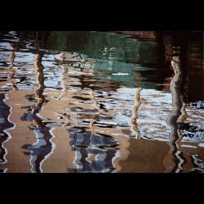 Mario Vidor, Riflessi sull'acqua