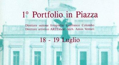 Portfolio in Piazza