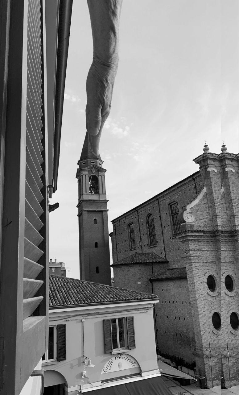 9/11/2001, Savignano Sul Rubicone, 9/11/2021 @ Arno Rafael Minkkinen